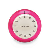 Cricket Color Me Timer Happy Pink/Silver