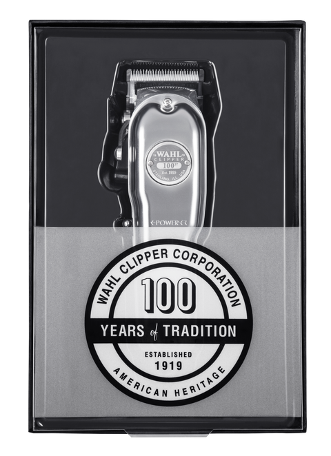 100 years of wahl clippers