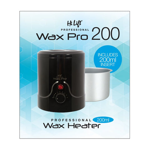 Hi Lift Wax Pro 200 - 200ml - Black