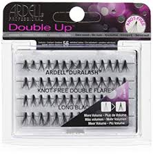 Ardell Lashes Double Up Individual Knot Free Long