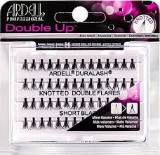 Ardell Lashes Double Up Individual Knotted Short