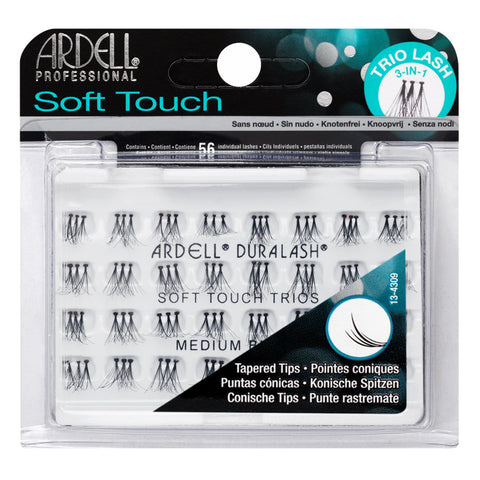 Ardell Lashes Soft Touch Trios Medium
