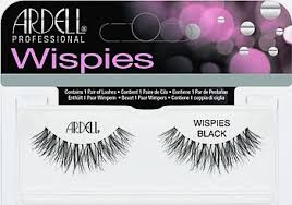 Ardell Lashes Wispies Black