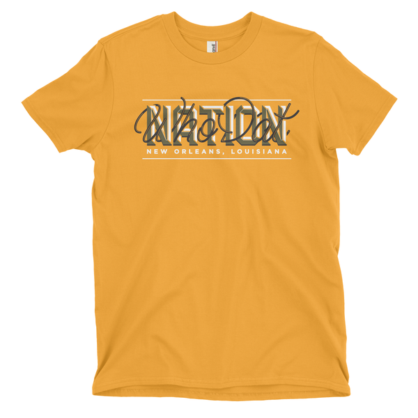 Who Dat Nation Script