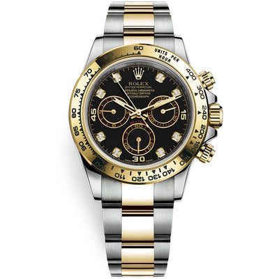 Rolex Daytona 40mm 116503 Black Diamond Dial