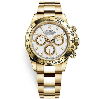 Rolex Daytona 40mm 116508 White Dial