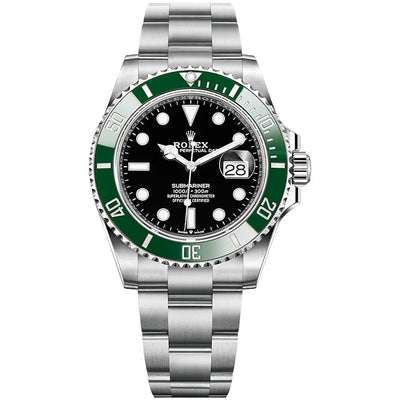 Rolex Submariner Date 41mm 126610LV Black Dial