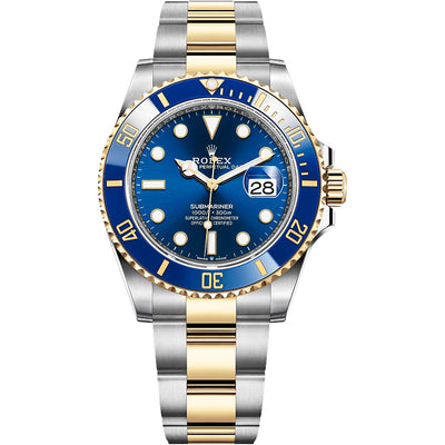 Rolex Submariner Date 41mm 126613LB Blue Dial