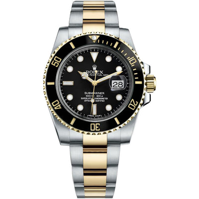 Rolex Submariner Date 41mm 126613LN Black Dial