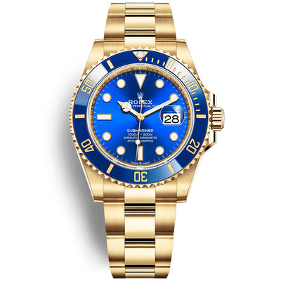 Rolex Submariner Date 41mm 126618LB Blue Dial