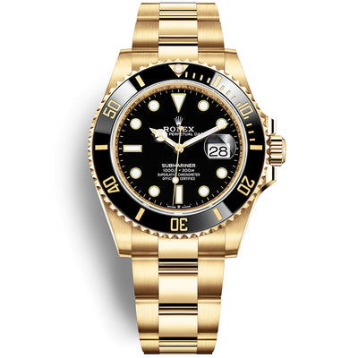 Rolex Submariner Date 41mm 126618LN Black Dial