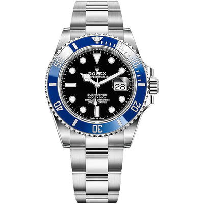 Rolex Submariner Date 41mm 126619LB Black Dial