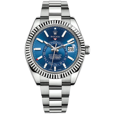 Rolex Sky-Dweller 42mm 326934 Blue Dial
