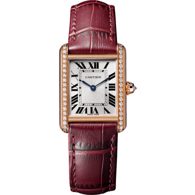 Cartier Tank Louis 29mm WJTA0010 Silver Dial