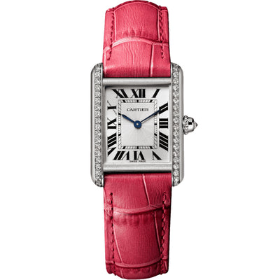 Cartier Tank Louis 29mm WJTA0011 Silver Dial