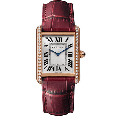 Cartier Tank Louis 33mm WJTA0014 Silver Dial