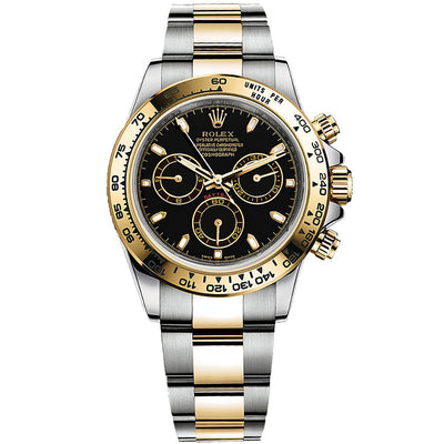 Rolex Daytona 40mm 116503 Black Dial