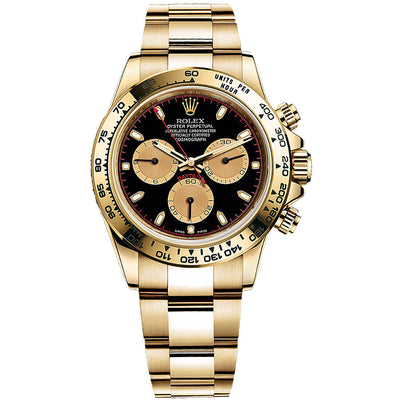 "Rolex Daytona 40mm 116508 ""Paul Newman"" Black Dial"