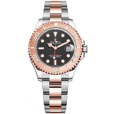 Rolex Yacht-Master 37mm 268621 Black Dial