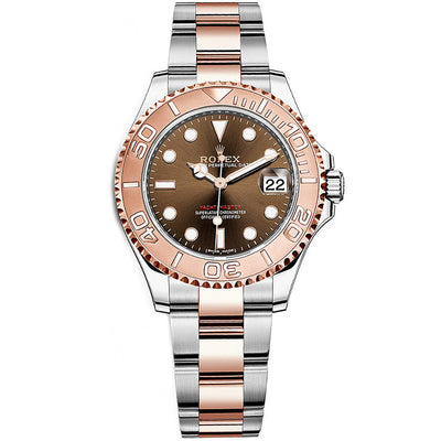 Rolex Yacht-Master 40mm 126621 Brown Dial
