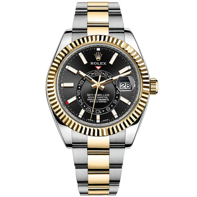 Rolex Sky-Dweller 42mm 326933 Black Dial