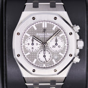 Audemars Piguet Royal Oak Chronograph 38mm 26315ST Grey Dial Pre-Owned