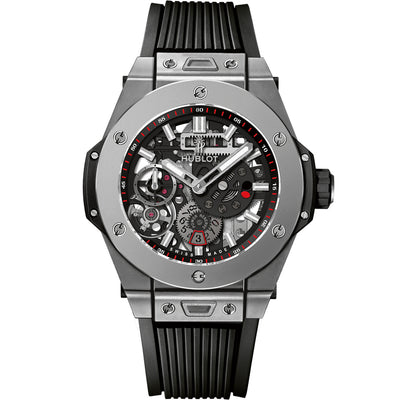 Hublot Big Bang Meca-10 45mm 414.NI.1123.RX Overworked Dial