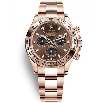 Rolex Daytona 40mm 116505 Chocolate Dial