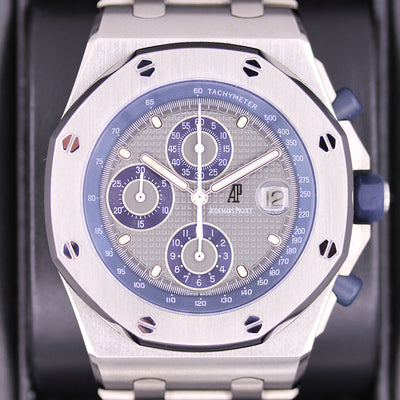 Audemars Piguet Royal Oak Offshore Chronograph 42mm 25721TI Grey Dial Pre-Owned
