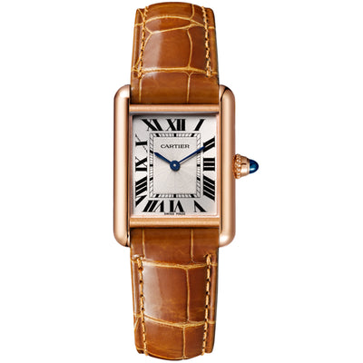 Cartier Tank Louis 29mm WGTA0010 Silver Dial