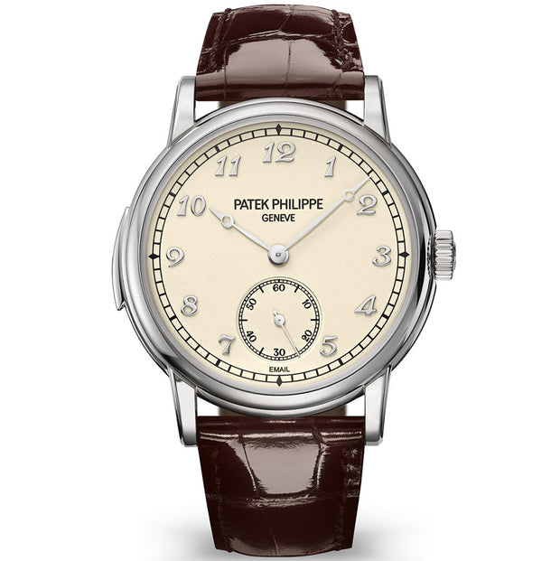 Patek Philippe Grand Complications Minuet Repeater 38mm 5078G Cream Enamel Dial