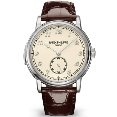 Patek Philippe Grand Complications Minuet Repeater 40mm 5178G Cream Enamel Dial