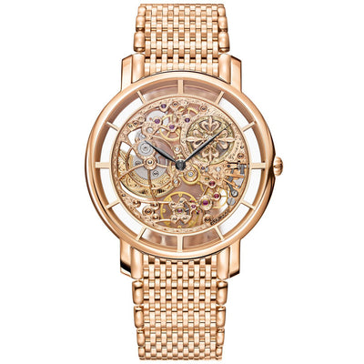Patek Philippe Ultra-Thin Complication 39mm 5180-1R-001 Overworked Hand-Engraved Dial
