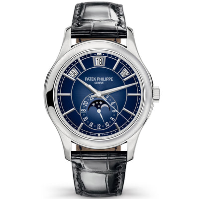Patek Philippe Annual Calendar Complication 40mm 5205G-013 Blue Dial