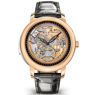 Patek Philippe Grand Complications Tourbillon 42mm 5303R Overworked Dial