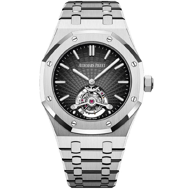 Audemars Piguet Limited Edition Royal Oak Tourbillon Extra-Thin 41mm 26522BC Smoked Grey Dial