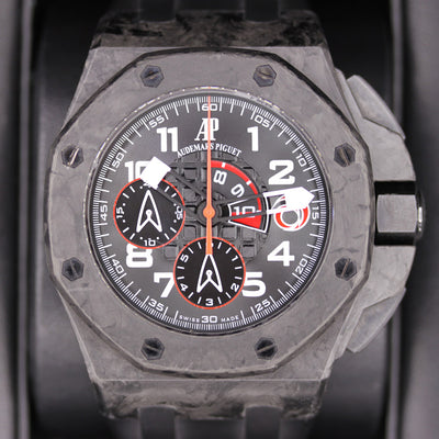 "Audemars Piguet Limited Edition ""Alinghi"" Royal Oak Offshore Chronograph 44mm 26062FS Pre-Owned"
