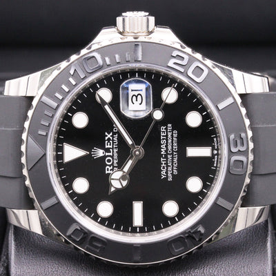 Rolex Yacht-Master 42mm 226659 Black Dial Pre-Owned