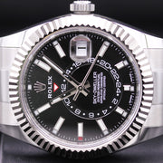 Rolex Sky-Dweller 42mm 326934 Black Dial