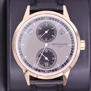 Patek Philippe Annual Calendar Complication Chronograph 40mm 5235-50R-001 Graphite / Black Dial