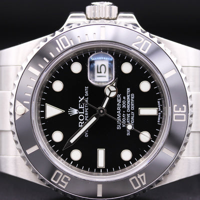 Rolex Submariner Date 40mm 116610LN Black Dial Pre-Owned