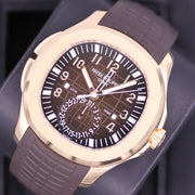 Patek Philippe Aquanaut 40mm 5164R Brown Dial Pre-Owned