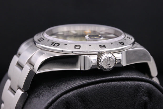Rolex Explorer II 216570 42mm Black Dial Pre-Owned