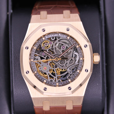 Audemars Piguet Royal Oak 39mm 15305OR.OO.D088CR.01 Overworked Dial Pre-Owned