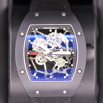 Richard Mille Rafael Nadal RM035 48mm Overworked Dial Pre-Owned