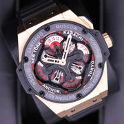 Hublot King Power GMT 12 Time Zones 48mm 771.OM.1170.RX Overworked Dial Pre-Owned