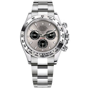 Rolex Daytona 40mm 116509 White Gold Steel Black Dial