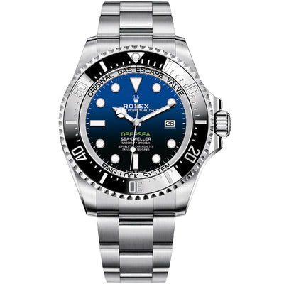 Rolex Sea-Dweller Deepsea 44mm 126660 James Cameron Blue / Black Dial