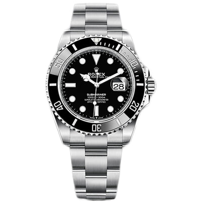 Rolex Submariner Date 41mm 126610LN Black Dial