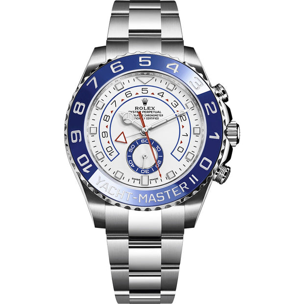 Rolex Yacht-Master II 44mm 116680 White Dial